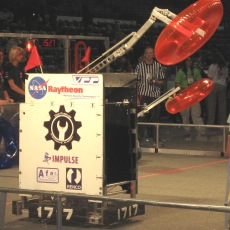 Team 1717 Robot - Dos Pueblos Engineering