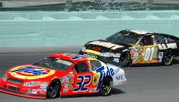 NASCAR uses Afar radios for wireless telemetry